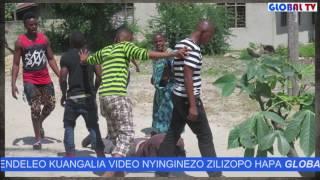 Askofu, Mkewe Wazua Timbwili Kanisani
