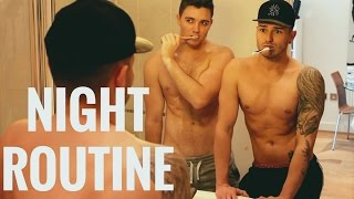 getlinkyoutube.com-GAY COUPLES NIGHT ROUTINE