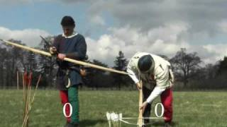 The Longbow Vs The Crossbow Speed Test - Video 17