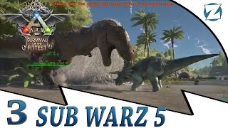 getlinkyoutube.com-Ark Survival Of The Fittest SubWarz 5 - E3 - Another One!!!