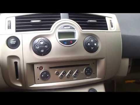 Где в Renault Laguna 2 салонный фильтр