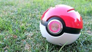 getlinkyoutube.com-World's First REAL PokeBall