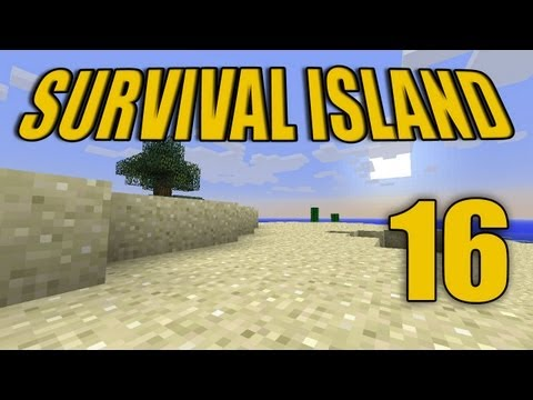 Minecraft - &quot;Survival Island&quot; Part 16: Dirt dealer