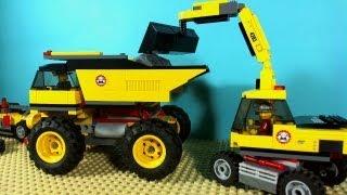 getlinkyoutube.com-LEGO CITY MINING TRUCK 4202