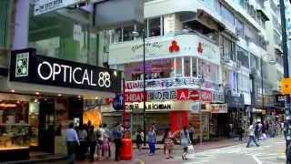 getlinkyoutube.com-香港自由行-Mini銅鑼灣迷你、Apple蘋果酒店步行往銅鑼灣港鐵站沿途實景