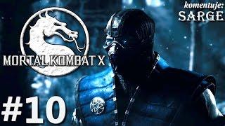 getlinkyoutube.com-Zagrajmy w Mortal Kombat X [60 fps] odc. 10 - Raiden (Rozdział 10)