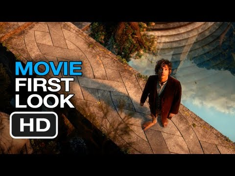 The Hobbit: An Unexpected Journey - Movie First Look (2012) Lord Of The Rings Movie HD