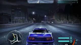 getlinkyoutube.com-Need For Speed: Carbon - My Nissan Skyline GTR R34