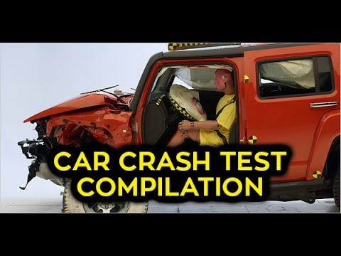 29 New Cars Crash Test Compilation HD