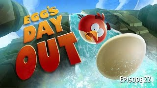 getlinkyoutube.com-Eggs' Day Out | Angry Birds Toons – Ep 22, S 1