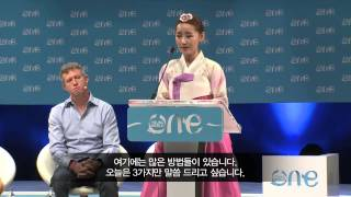 getlinkyoutube.com-탈북 미녀 박연미의 가슴 뭉클한 연설