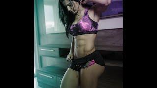 getlinkyoutube.com-Eva Andressa Exercises and workouts: Female Fitness Motivation 2015