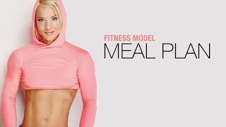 getlinkyoutube.com-Fitness Model Nutrition Plan (EXACTLY WHAT SHE EATS!!)