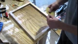 getlinkyoutube.com-Making A Wood Poster Frame