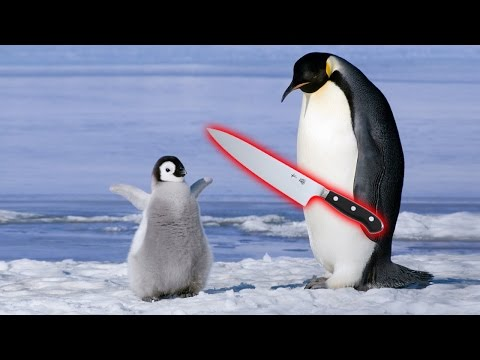PENGUIN MASSACRE! - Ultimate Epic Battle Simulator! UEBS