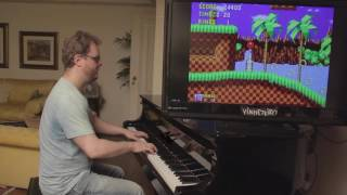 getlinkyoutube.com-Sonic on Piano