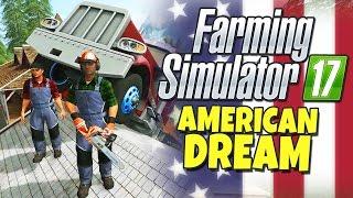 getlinkyoutube.com-Farming Simulator 17 - American Dream - Coop Gameplay - Farming Simulator 2017