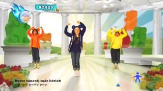getlinkyoutube.com-Just Dance Kids 2 I Am A Gummy Bear