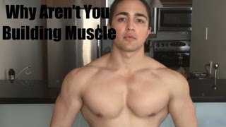 getlinkyoutube.com-Why You AREN'T Building Muscle
