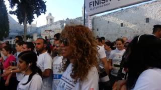 getlinkyoutube.com-انطلاق ماراثون فلسطين الدولي الثاني - Palestine Marathon