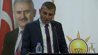Av.Hakan Yeşil Ak Parti Aday Tanıtım Programında Konuştu