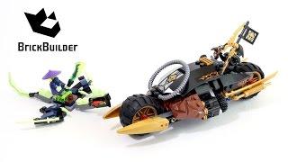 getlinkyoutube.com-Lego Ninjago 70733 Blaster Bike - Lego Speed build