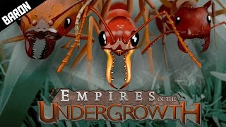 getlinkyoutube.com-ANT EMPIRE SIM - Empires of the Undergrowth Part 1 (Return of Simant)