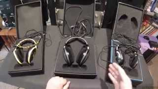 getlinkyoutube.com-Z Review - Sennheiser HD600 vs HD650 vs HD700