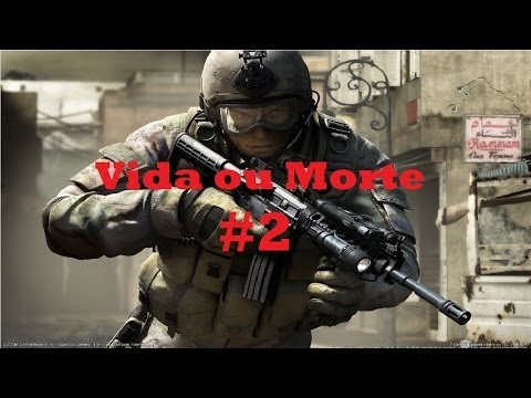 Cs 1.6 - O Flime! - Counter Strike Vida ou Morte epi 2