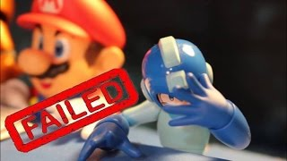 getlinkyoutube.com-Super Smash Bros Wii U: Failed DLC Character Auditions