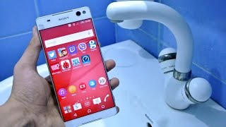 Sony Xperia C5 Ultra - Water Test HD