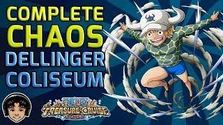 getlinkyoutube.com-Walkthrough for the Complete Chaos Dellinger Coliseum [One Piece Treasure Cruise]