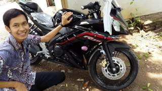 Review yamaha R15