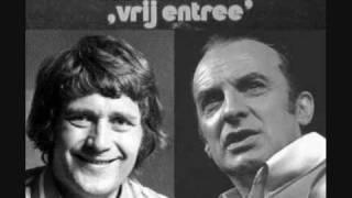 getlinkyoutube.com-Henk Elsink ontvangt Wim Sonneveld (Vrij Entree) 1969 - Deel 1