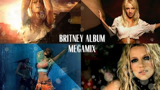 getlinkyoutube.com-Britney Spears: Britney Album Megamix