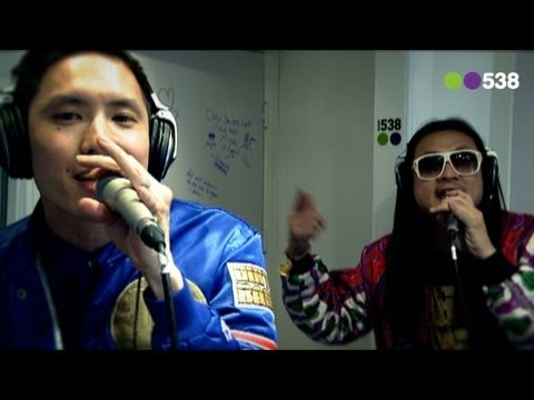 Far East Movement - Turn Up The Love (Live bij Radio538)