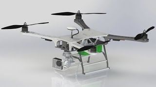 getlinkyoutube.com-3D-Printed Drone