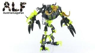 getlinkyoutube.com-Lego Bionicle 71316 Umarak the Destroyer - Lego Speed Build Review