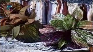 Знакомимся с секретами создания цветов из ткани. Мастер класс