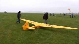getlinkyoutube.com-Giant scale glider Z-125 Šohaj