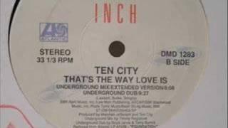 getlinkyoutube.com-Rare (Underground Dub) That's the way love is- Ten City