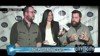 The Positronic Cats - CityIICity
