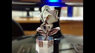 getlinkyoutube.com-Origami Money Models - Xếp tiền Việt Nam phong cách Origami