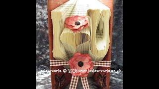 getlinkyoutube.com-How I Make My Book Folding Art.