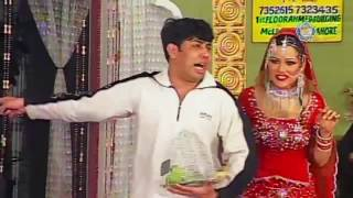 getlinkyoutube.com-Best Of Iftikhar Vicky and Rubi Anum New Pakistani Stage Drama Full Comedy Clip