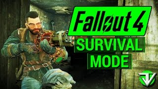 getlinkyoutube.com-FALLOUT 4: How To Get Started on SURVIVAL Mode! (5 Beginner's Tips for Survival in Fallout 4)