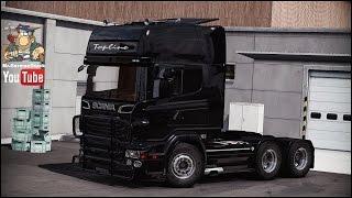 getlinkyoutube.com-[ETS2 v1.25] Scania Mega Mod v6.5.5