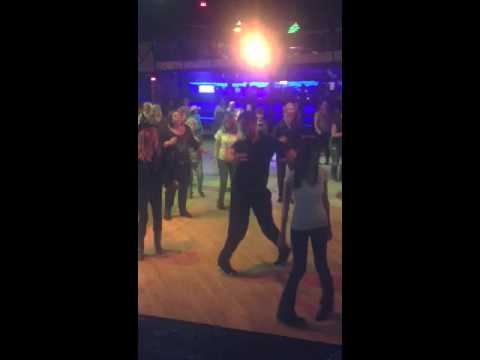 First Time Line Dancing