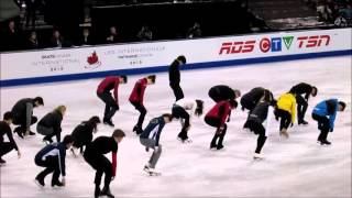 getlinkyoutube.com-2015.11.01 - Skate Canada - 羽生結弦 Yuzuru Hanyu gala finale rehearsal