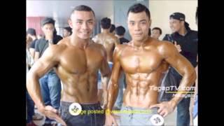getlinkyoutube.com-BodyBuilder Artis Malaysia